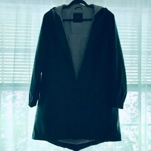 Zara | Stylish Rain Jacket